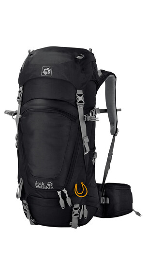 Jack Wolfskin Highland Trail 36 Backpack black